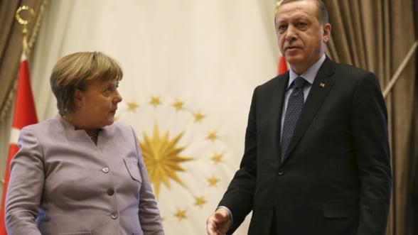 Nemtii cred ca Europa nu mai are ce discuta cu Turcia lui Erdogan: Trimitem un semnal gresit!