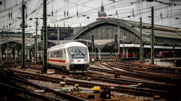 Nemtii le-au platit calatorilor compensatii de peste 53 de milioane de euro, pentru intarzieri ale trenurilor in 2018