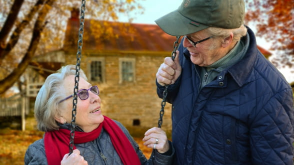 Nemtii se tem ca vor ajunge sa incaseze pensii mai mici de 905 euro pe luna, la limita saraciei