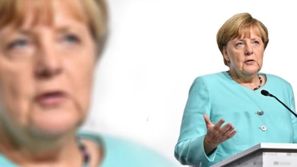 Nemtii vor sa construiasca de la zero o noua industrie. Merkel: Sa nu mai depindem de Rusia!