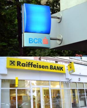 Nereguli la BCR si Raiffeisen, intr-un program pe care statul a dat peste 200 de milioane de euro