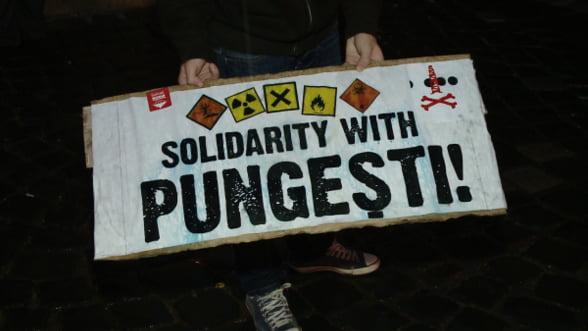 New York Times: Rusia, suspectata de implicare in protestele din Romania fata de gazele de sist