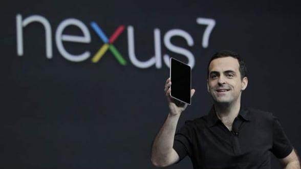 Nexus 7: Rival pentru Kindle Fire, iPad inca nedepasit