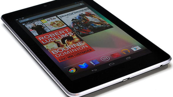 Nexus 8 nu este doar un zvon. Google va lansa tableta de 8 inch la sfarsitul lui iunie