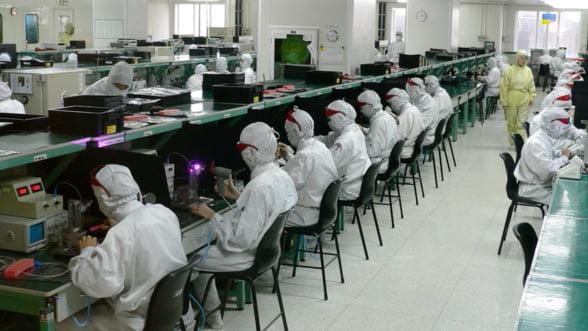 Nicio veste buna din China: Cea mai slaba productie industriala din ultimii 6 ani
