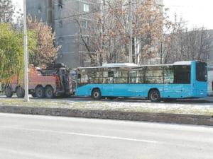 Nicio zi fara defectiuni la noile autobuze din Capitala. Seful sindicalistilor, catre Firea: Sa va dati demisia! (Video)