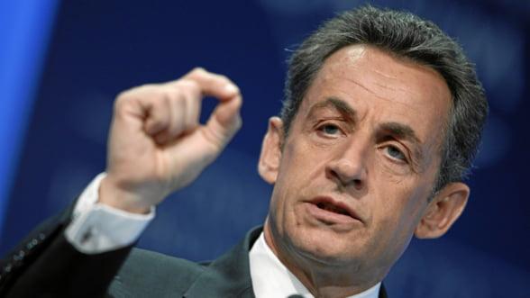 Nicolas Sarkozy, retinut intr-un dosar de trafic de influenta