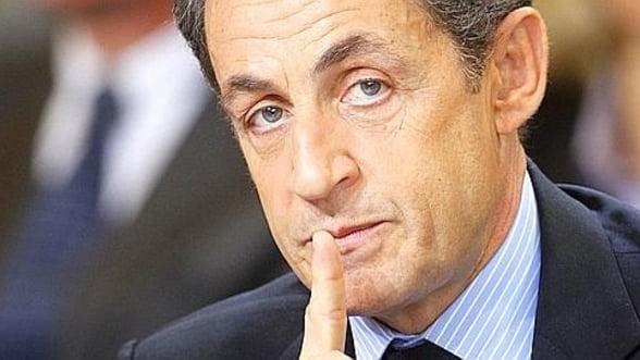Nicolas Sarkozy, suspectat de finantare ilegala a campaniei sale electorale