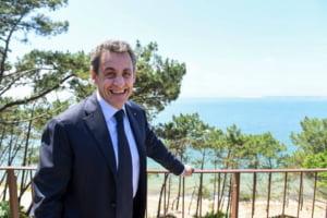 Nicolas Sarkozy candideaza din nou la presedintia Frantei