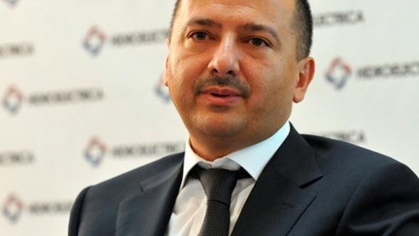 Nicolescu: Borza ar trebui sa returneze bonusul de 2,2 milioane de euro de la Hidroelectrica