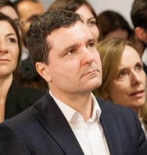 Nicusor Dan: In cazul in care colegii din USR doresc venirea lui Ciolos, inseamna ca ei au dreptate
