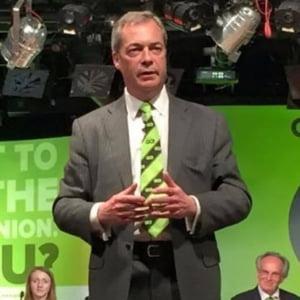 Nigel Farage foloseste coruptia din Romania ca argument pentru Brexit: Nu pot sa cred ca suntem intr-o alianta cu ei