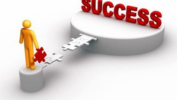 Nimic nu aduce mai mult succes in business decat succesul. Vezi demonstratia stiintifica