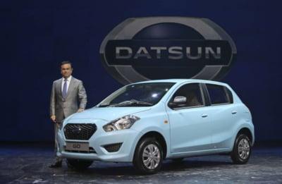 Nissan a lansat Datsun, masina de 5.000 de euro