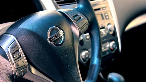 Nissan recunoaste ca a falsificat datele privind emisiile poluante ale masinilor produse in Japonia