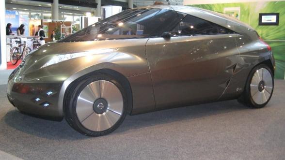 Nissan vrea sa devina cel mai mare producator de masini eco