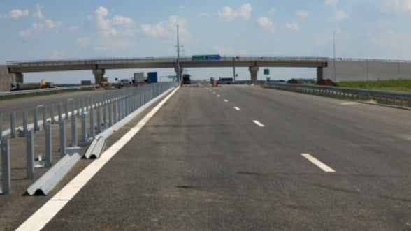 Nodul rutier de acces pe autostrada A3 va costa aproximativ 5 milioane euro