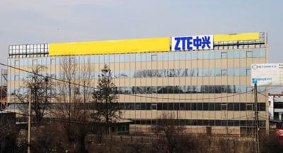 Vreme s-a intalnit cu un oficial al ZTE, grup interesat de investitii in Romania