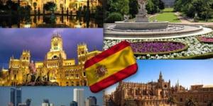 Noi conditii de calatorie in Spania. Romania nu mai este considerata tara cu risc de infectare