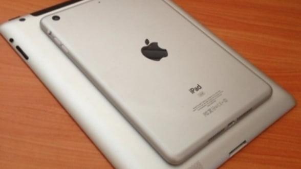 Noi fotografii cu (presupusul) iPad Mini