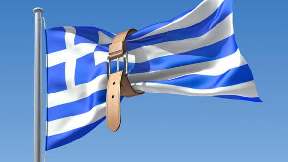 Noi masuri de austeritate in Grecia: impozitele, majorate