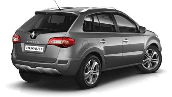 Noi probleme la Renault Koleos. Compania recheama in service 61.000 de masini