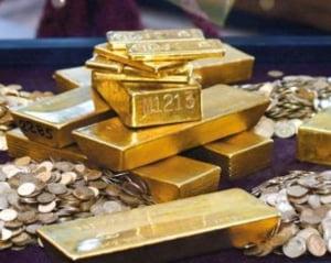 Noi recorduri la pretul aurului si al argintului