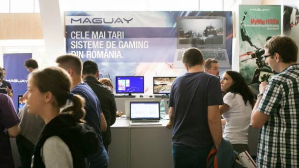 Noi sisteme de gaming expuse la DreamHack Bucuresti