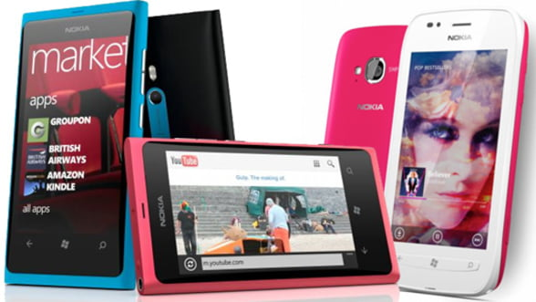 Nokia Lumia 800 si 710 primesc actualizari de software