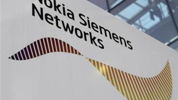 Nokia Siemens Networks isi vinde divizia suport
