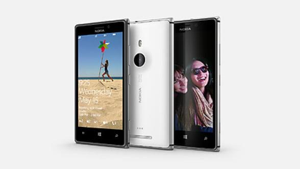 Nokia a lansat noul model Lumia 925