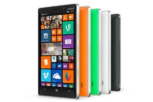 Nokia a lansat noul smartphone de top Lumia 930 si alte doua modele