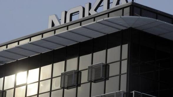 Nokia a revenit pe profit: Actiunile au urcat cu 18%