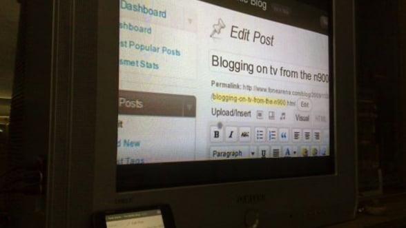Nokia deschide o scoala de blogging in Bucuresti