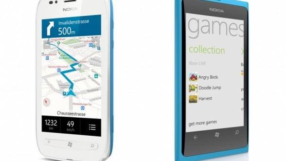 Nokia lanseaza Lumia 800, primul smartphone cu sistem Windows