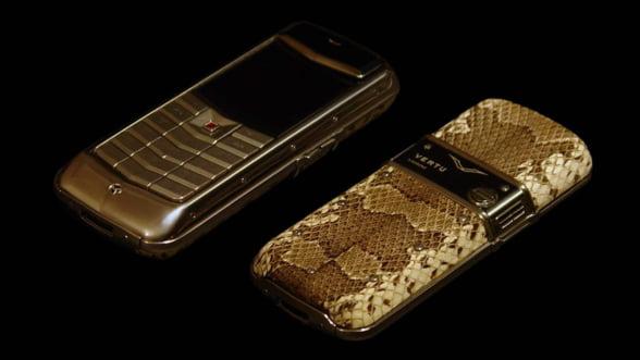 Nokia negociaza vanzarea diviziei de lux Vertu