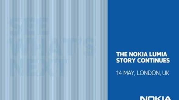 Nokia prezinta noi device-uri Lumia in 14 mai