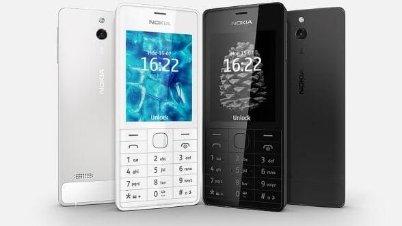 Nokia se reinventeaza pentru piata smartphone cu modelul 515. Vezi foto