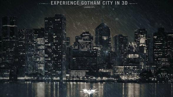 Nokia te duce in vizita in orasul lui Batman