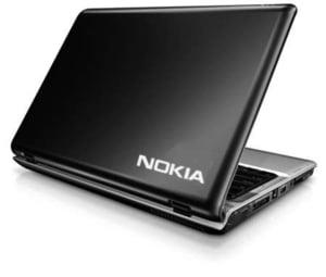Nokia va intra pe piata computerelor, prin productia de laptop-uri