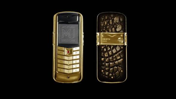 Nokia vrea sa vanda Vertu