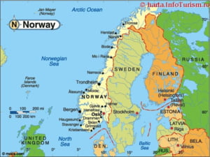 Norvegia ar putea acorda Islandei un credit de 500 milioane euro
