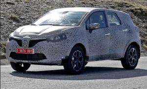 Noua Dacia Duster a fost spionata: Iata cum arata (Foto)
