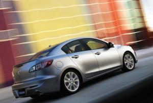 Noua Mazda3 se lanseaza in Orasul Ingerilor