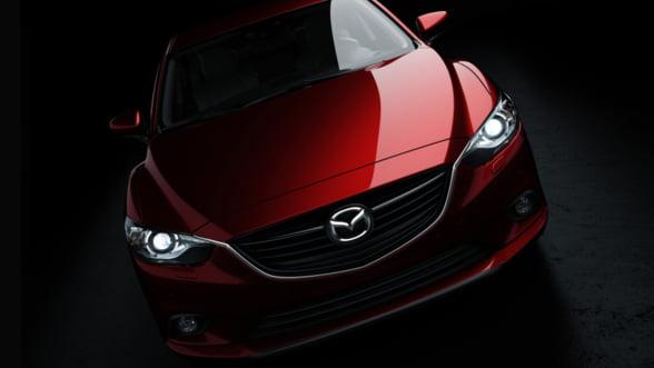 Noua Mazda6: Un partener eco pentru afacerile tale