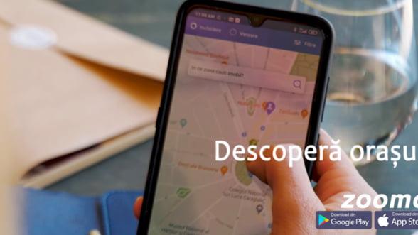 Noua aplicatie disponibila in Romania. Ce este ZOOMO?