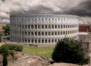 Noua atractie turistica la Colosseum: In Antichitate aducea fiarele salbatice in arena