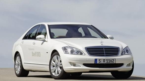 Noua generatie Mercedes-Benz Clasa A, disponibila in Romania