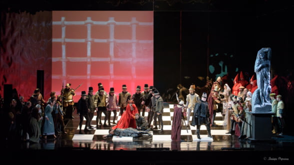 Noua productie Don Carlo, pe scena Operei Nationale Bucuresti