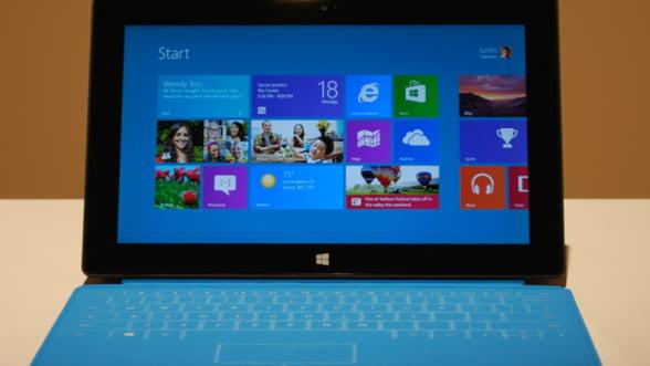 Noua tableta Microsoft Surface ar putea avea un pret apropiat de iPad
